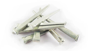 HOT DIP GALVANIZED MASONRY NAILS